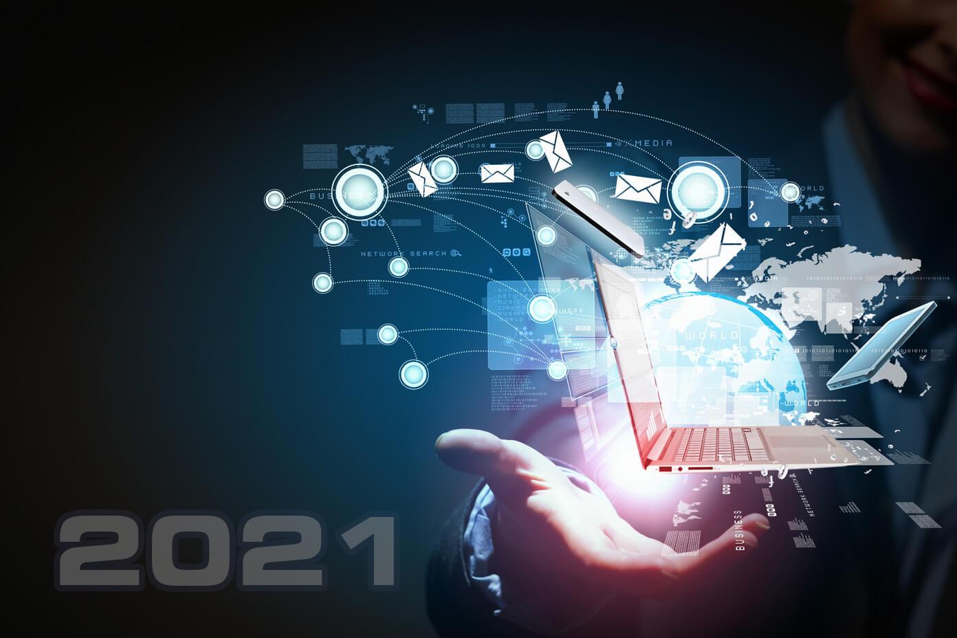 7 Most Crucial Enterprise Content Management Trends for 2021