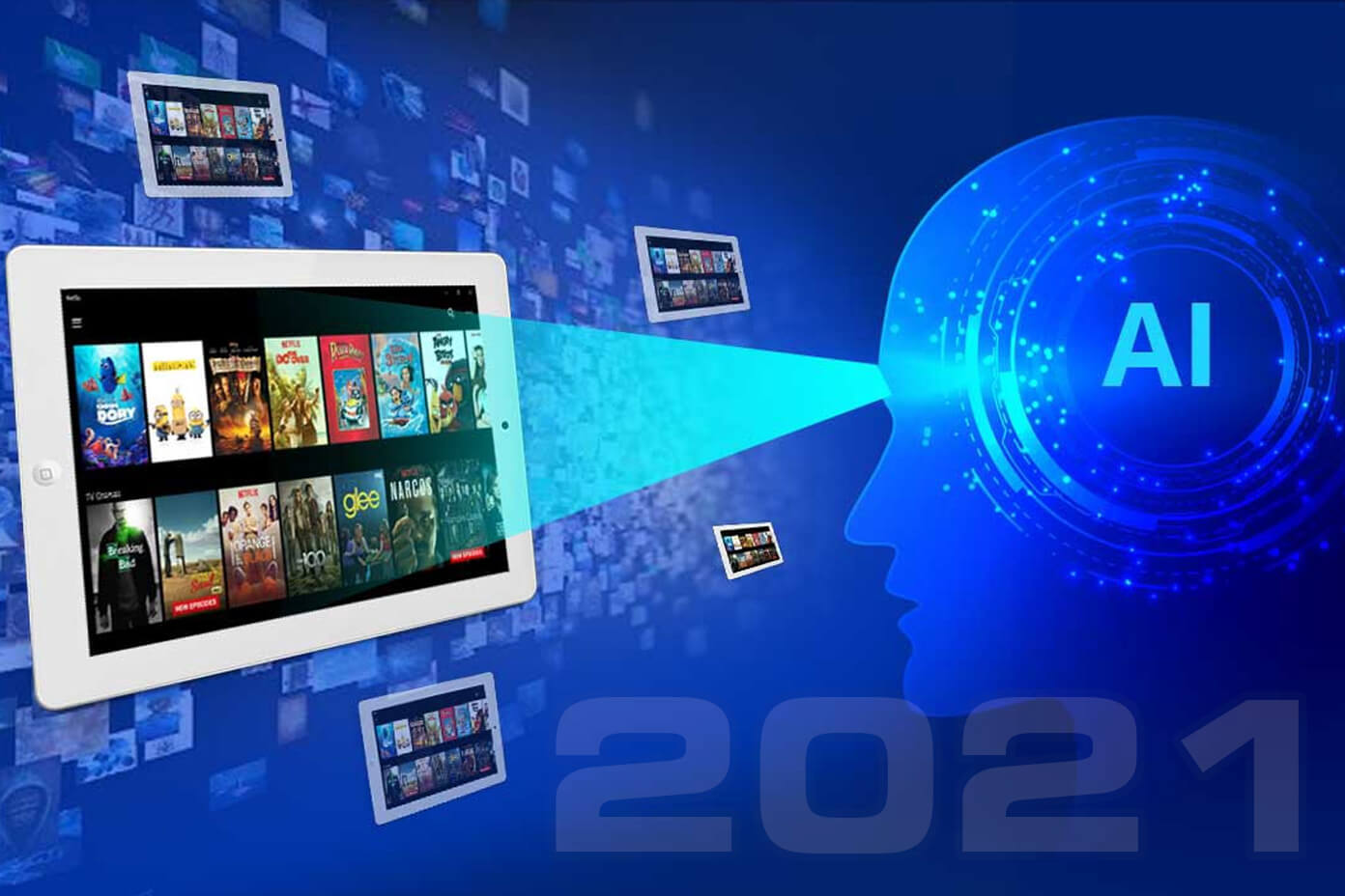 How the Latest Technologies are reshaping the Media and Entertainment Industry?